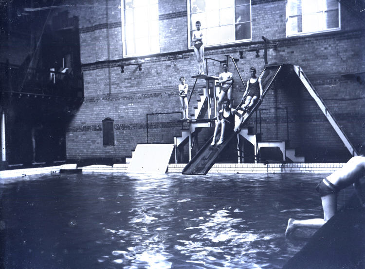 Kirkley Swimming Pool